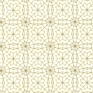Marqueterie Gold Mosaic Geometric 341770