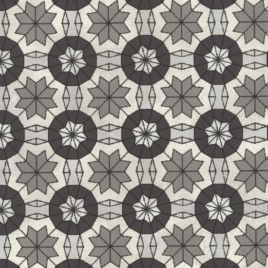 Marqueterie Grey Mosaic Geometric 341774