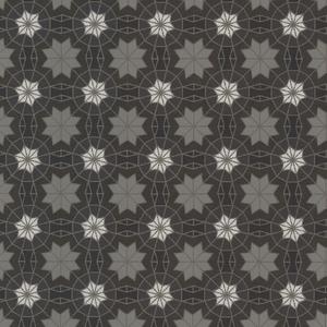 Marqueterie Black Mosaic Geometric 341775