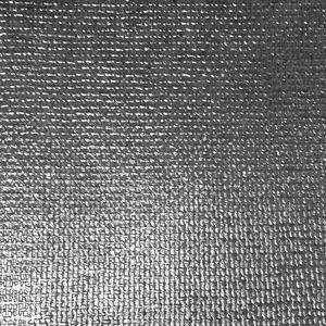 Ziba Silver Metallic Woven Texture 341799