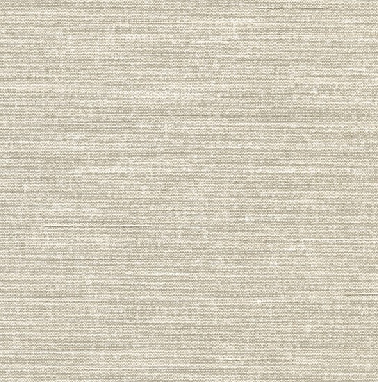 Dierdre Wheat Faux Linen Wallpaper WD3016