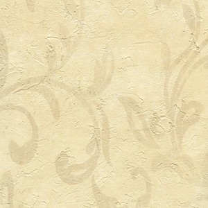 Plume Cafe Modern Scroll Wallpaper WD3045