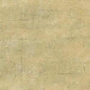 Plumant Gold Faux Plaster Texture Wallpaper WD3070