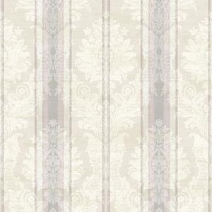 Telford Lavender Damask Stripe CW20700