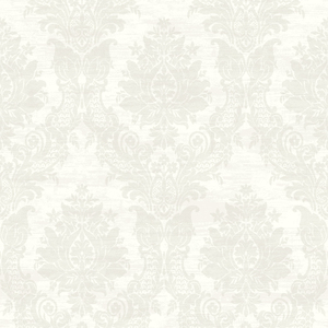 Sinclair Champagne Textured Damask CW21301