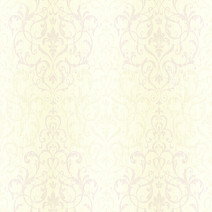 Beauvais Lavender Scrolling Damask CW21609