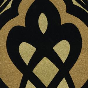 Sahrzad Gold Nouveau Damask 341720