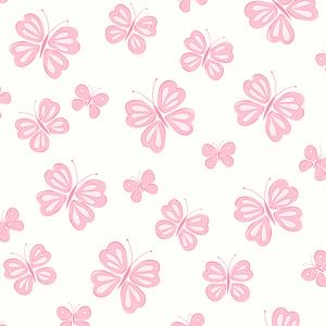 Butterflies Pink Butterflies 2679-002129
