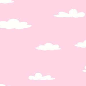 Clouds Pink Clouds 2679-002117