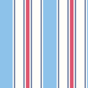 Sunshine Stripe Red Stripe 2679-002143
