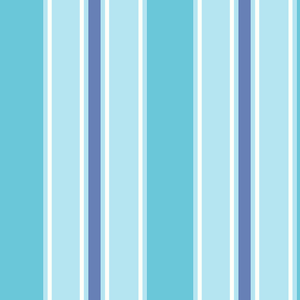 Sunshine Stripe Teal Stripe 2679-002148