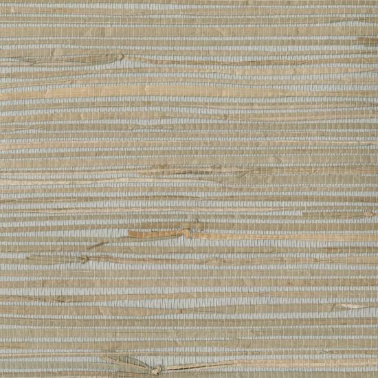 Heiki Light Grey Grasscloth 2693-30273