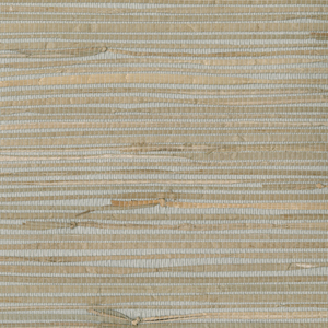 Heiki Light Grey Grasscloth 2693-30273