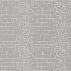 Croc Silver Crocodile Wallpaper 450-67379