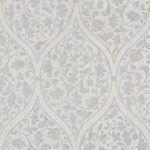 Adelaide Lavender Ogee Floral Wallpaper 450-67382