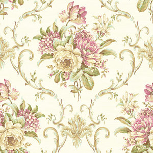 Summertime Bouquet in Vintage Violet RV20012