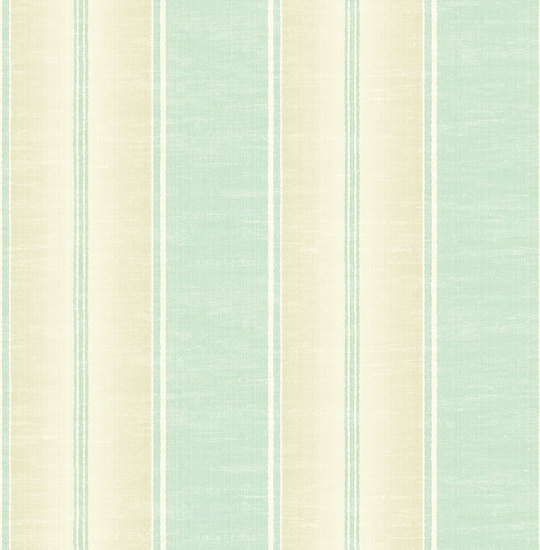 Country Stripe in Cream and Blue RV20204