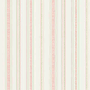 Summer Stripe in Pink and Green RV20501