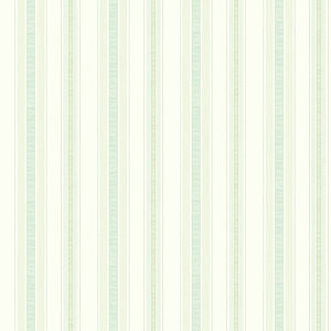 Summer Stripe in Mint and Green RV20504