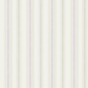 Summer Stripe in Violet and Green RV20509