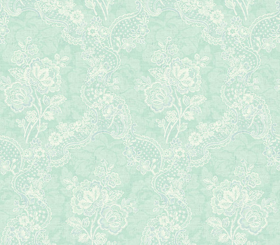 Subtle Baroque in Mint RV21104
