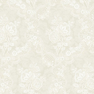 Subtle Baroque in Golden Cream RV21107