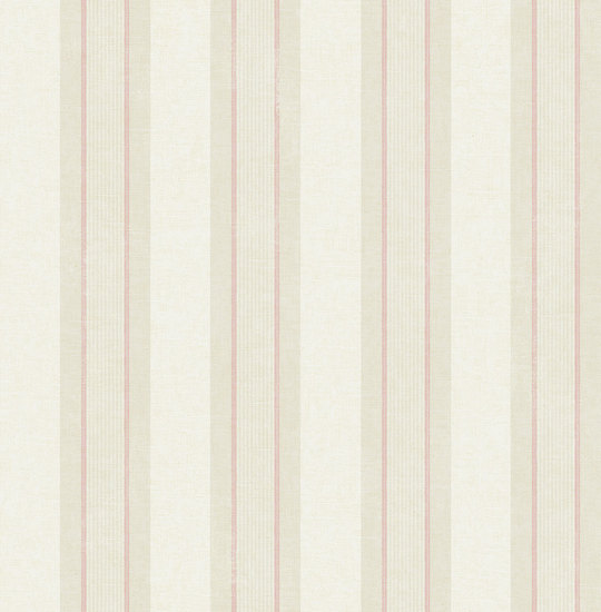 Cream Stripe with Pink Accent RV21201