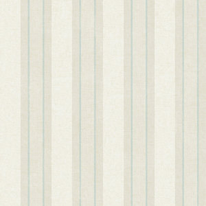 Cream Stripe with Mint Accent RV21204