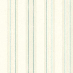 Cream Stripe with Blue Accent RV21209