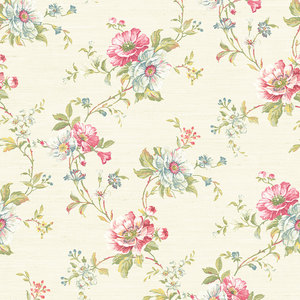 English Garden in Cream RV21301