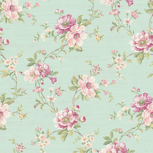 English Garden in Mint RV21309