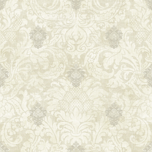 Damask in Cream VA11508