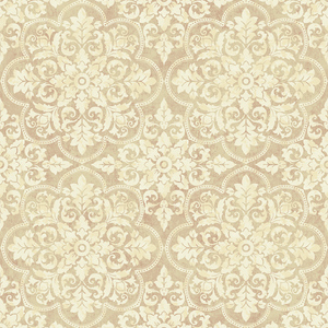 London Townhouse in Almond Cream VA10601