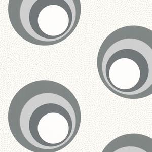 Mid-Century Circles - Moon NN145