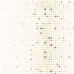 Mid-Century Dot - Ivory NN113
