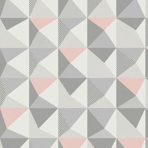 Mid-Century Geometric - Chiffon NN132