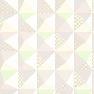 Mid-Century Geometric - Soft Light NN124