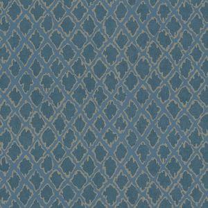 Crosshatch - Steel Blue 56127