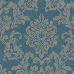Italian Damask - Northern Sea 56154