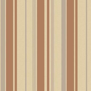 Barcode Stripe - Terra Cotta 55243