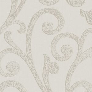Texture Scroll - Bone White 55245