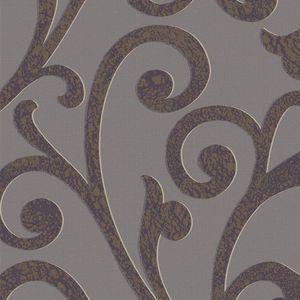Textured Scroll - Ash 55247