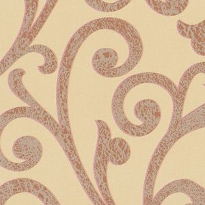 Textured Scroll - Sepia 55249