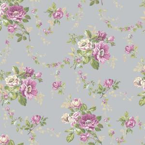 Victorian Garden Wallpaper AK7400
