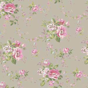 Victorian Garden Wallpaper AK7401