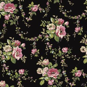 Victorian Garden Wallpaper AK7402