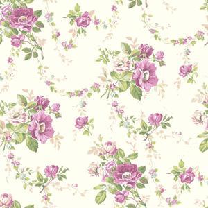 Victorian Garden Wallpaper AK7403