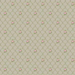 Victorian Garden Toss Wallpaper AK7415