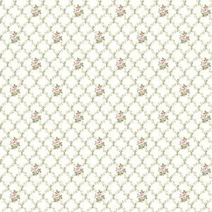 Victorian Garden Toss Wallpaper AK7417