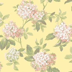 Hydrangea Wallpaper AK7443